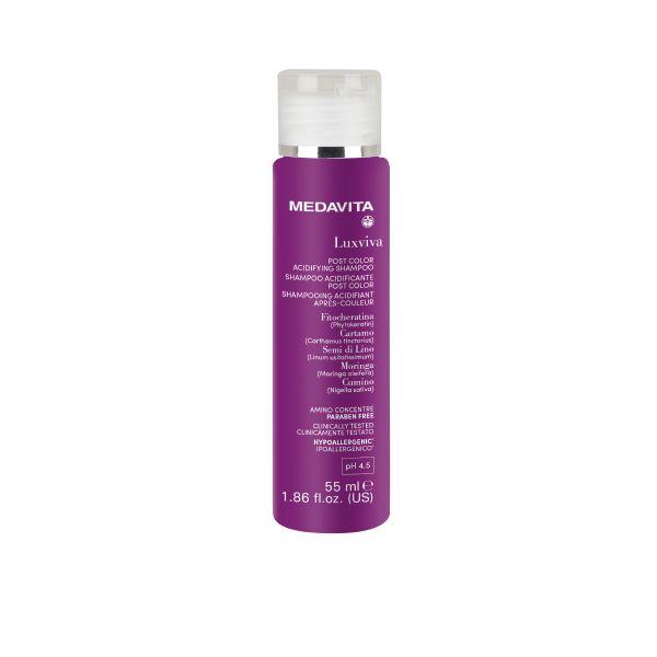 Shampoo acidificante post color 55ml
