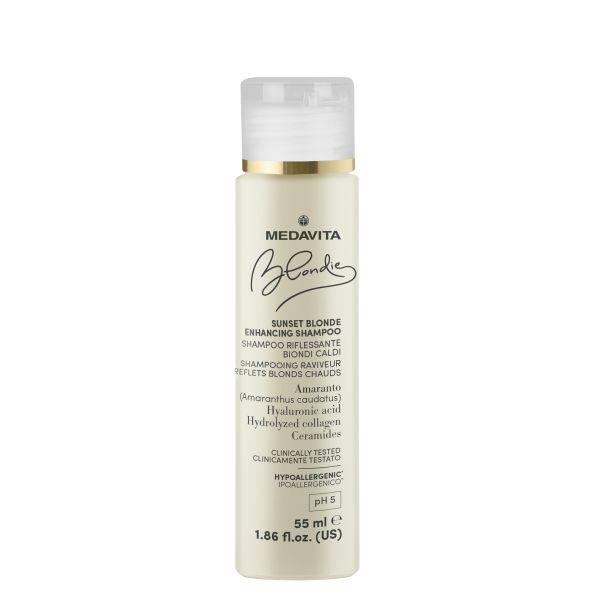 Shampoo riflessante biondi caldi 55ml
