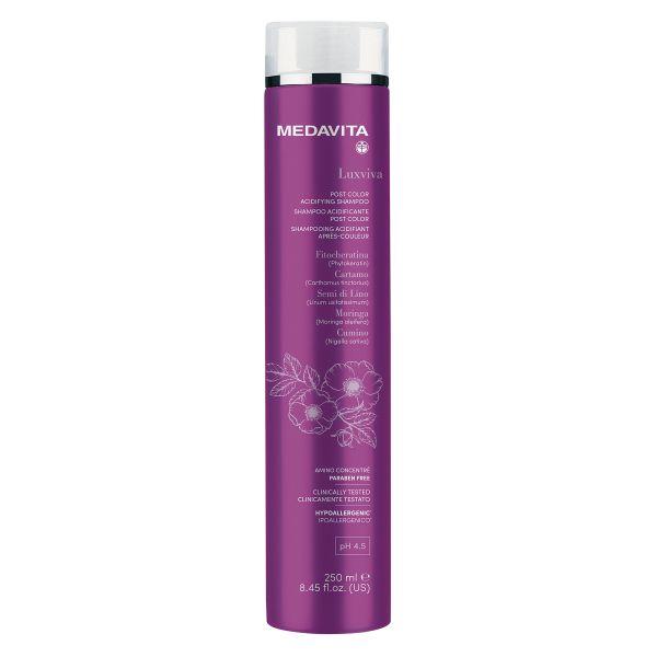 Shampoo acidificante post color 250ml